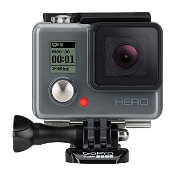 GoPro HERO Edition Camera w/ Memory Card