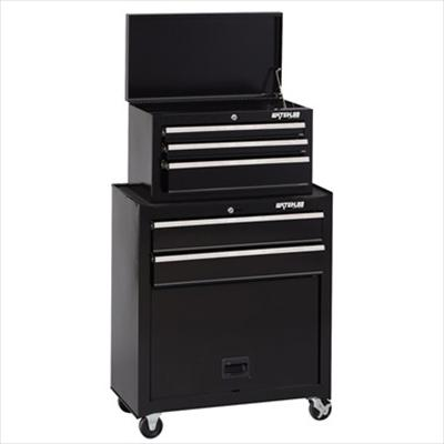Waterloo Tool Storage                                        5-Drawer Tool Center with Panel