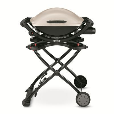Weber 50 Tailgate Set<br>Weber&reg; Q&reg; 1000&#8482; Gas Grill and Portable Cart